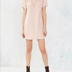 A-line t-shirt dress business or casual